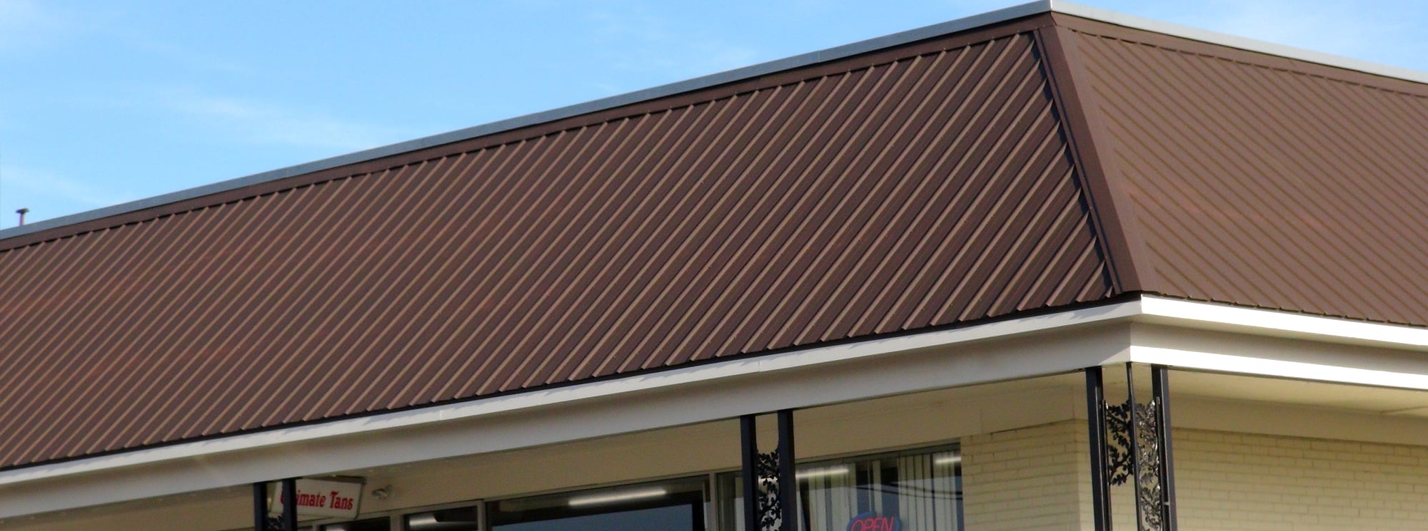Metal Roofing Manufacturer - Custom Rolled Metal - Mansea Metal