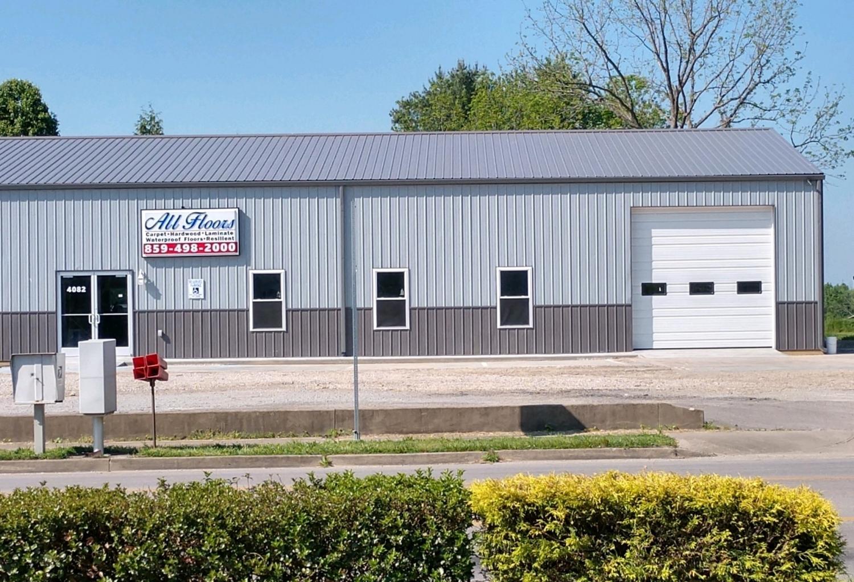 Commercial Midwestern Buildings Mansea Metal