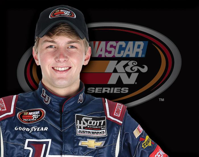 Mansea Metal & Midwestern Buildings Team Up with Jr Motorsports in Upcoming NASCAR Race - driver-shot-kn-williambyron