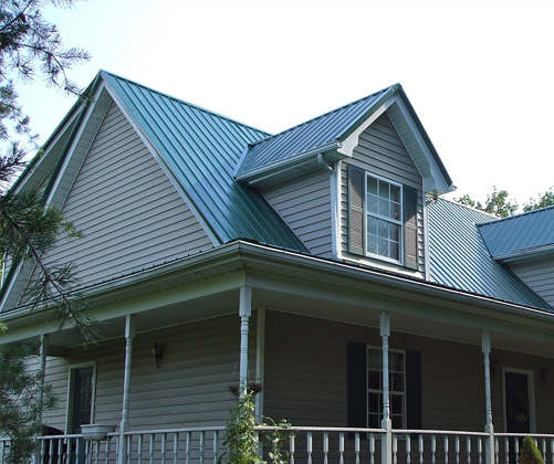 Metal Roofing and Post Frame Building Products for Homeowners - residential-solutions