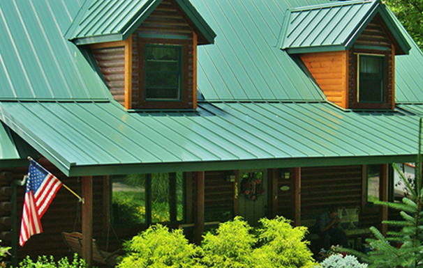 Quickseam Metal Roofing Manufacturer - Mansea Metal